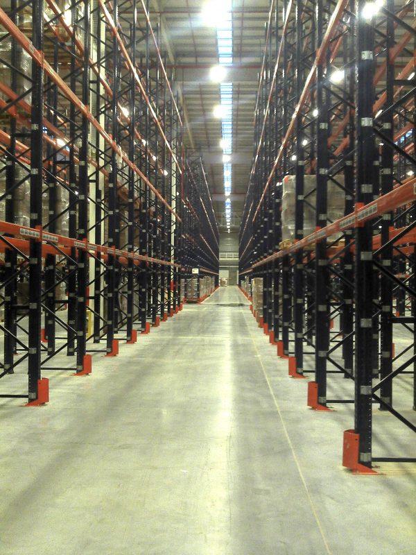 Unilever Centro De Distribuci 243 N Fatima Tps Constructora